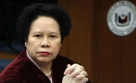 Ilongga Senator: Miriam Defensor Santiago