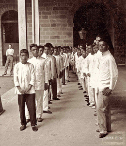 Old Photo of Ilonggos